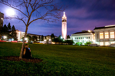 UC Berkeley Campanile. Photo by Keegan Houser.